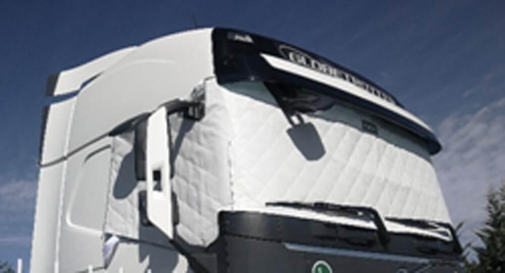 Volet isolant tempereve Volvo FH
